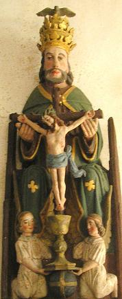 La Trinité, église du Croisty
