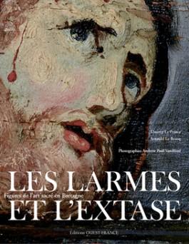 Couverture du livre Les Larmes et l'extase