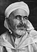 Potrait photographique d'Abdelkrim el-Khattabi