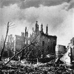 Image de Hanovre en ruines à la fin de la guerre