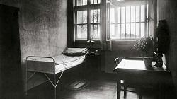 Photo de la cellule de Hitler à la forteresse de Landsberg