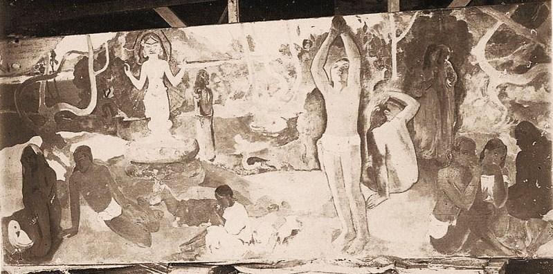 """Paul Gauguin, """"D'où venons-nous ? Que sommes-nous ? Où allons-nous ?"""""""