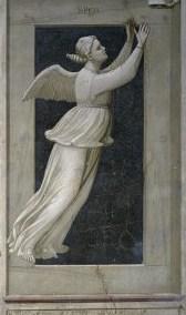 Allégorie de l'Espérance par Giotto