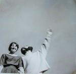 Photo de mes parents durant l'été 1961