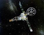Vue de la sonde Mariner 2