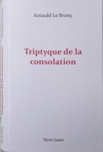 Couverture de Triptyque de la consolation